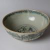 南京呉須 鉢