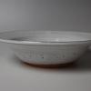 三輪壽雪白萩鉢