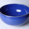 板谷波山 瑠璃彩 菓子鉢