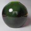 板谷波山碧緑釉壷