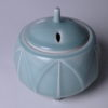 板谷波山 青瓷蓮弁香炉