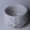 荒川豊蔵 絵志野 茶碗