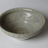 仁阿弥道八 雲鶴菓子鉢