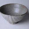 濱田庄司 糠白釉茶碗