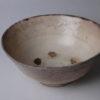高麗粉引茶碗