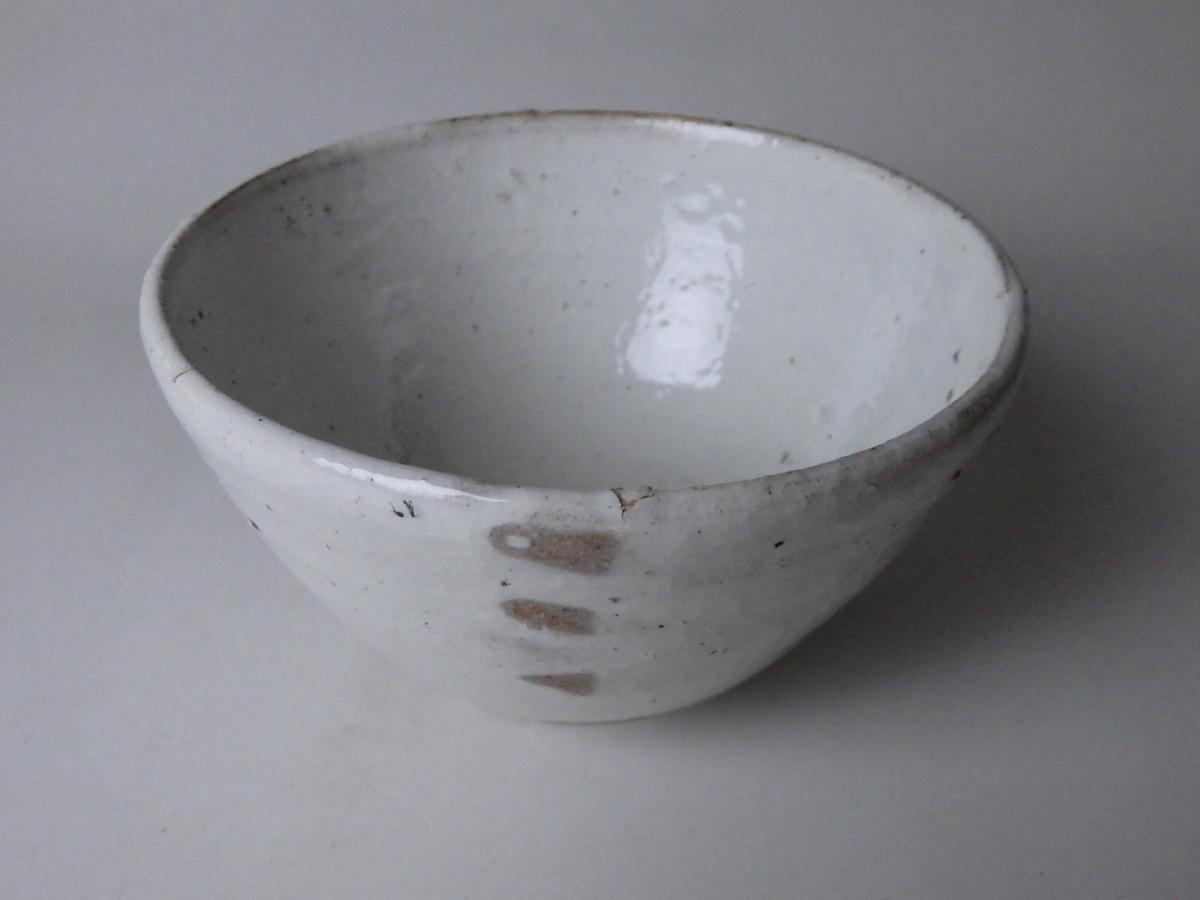 中里太郎右衛門唐津粉引茶碗 (4)