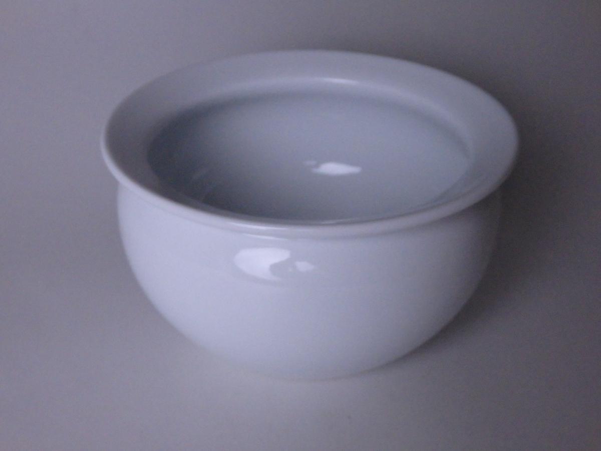 井上萬二白磁建水 (1)