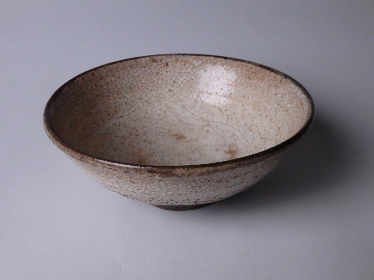古唐津皮鯨茶碗 (1)