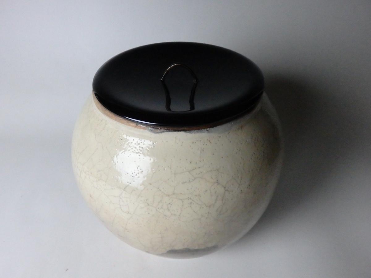 古白丹波水指 (3)