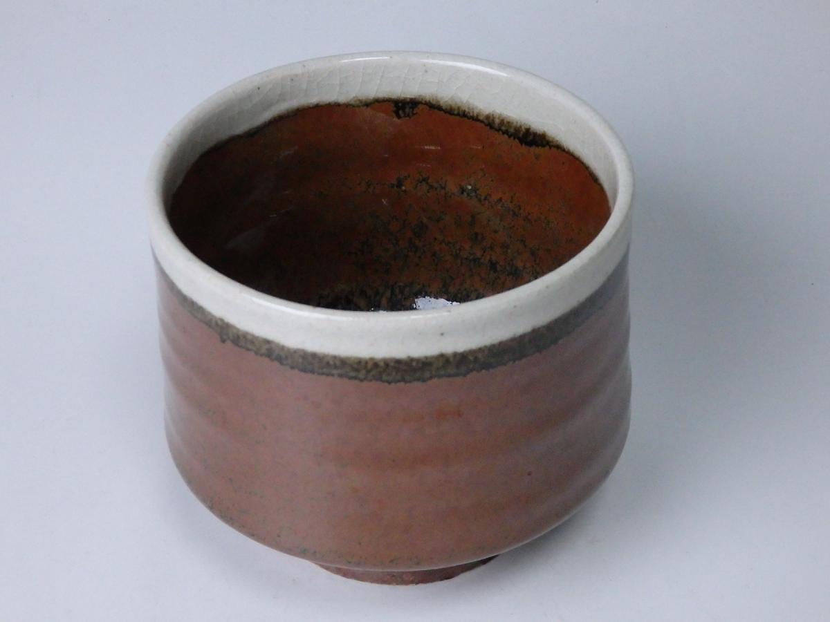 河井武一筒茶碗 (1)