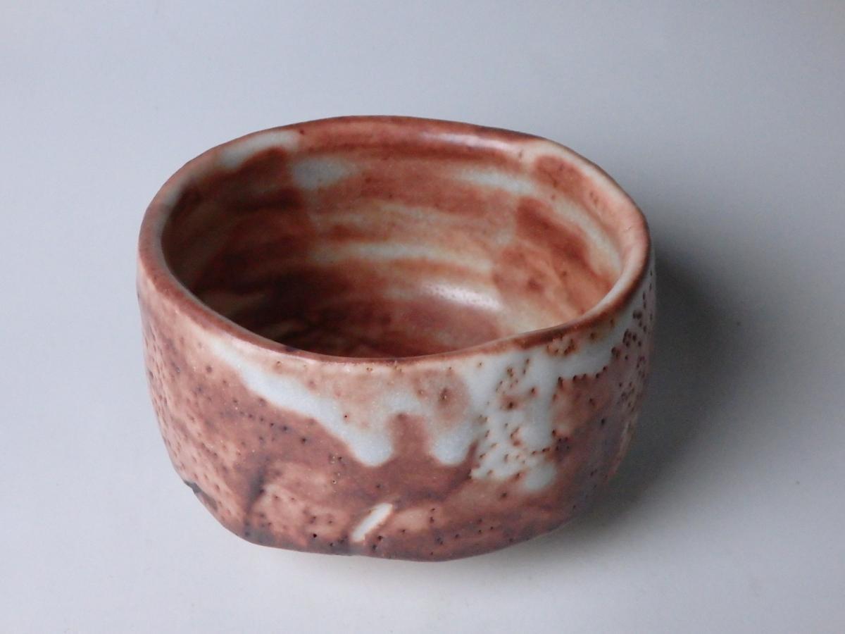 細川護煕鼠志野茶碗 (1)