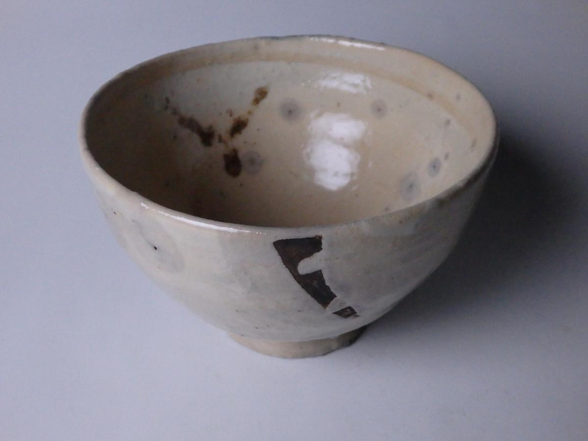 高麗粉引茶碗B (1)