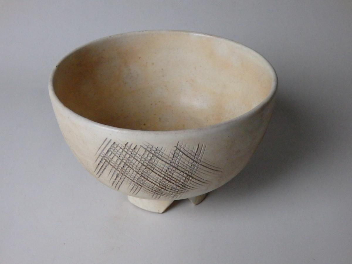 高麗金海茶碗 (3)