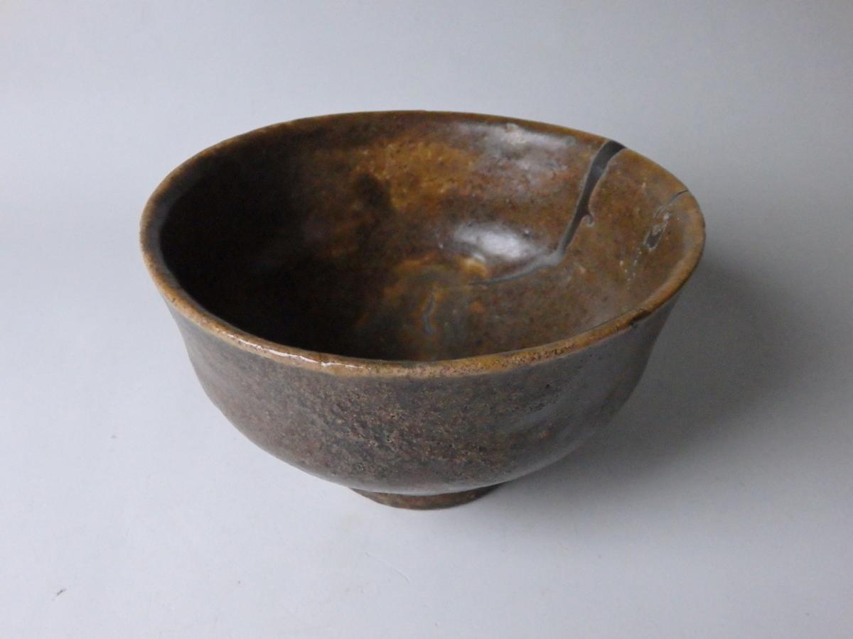 黒高麗茶碗 (3)