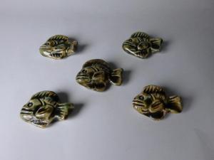 魯山人魚箸置 (4)